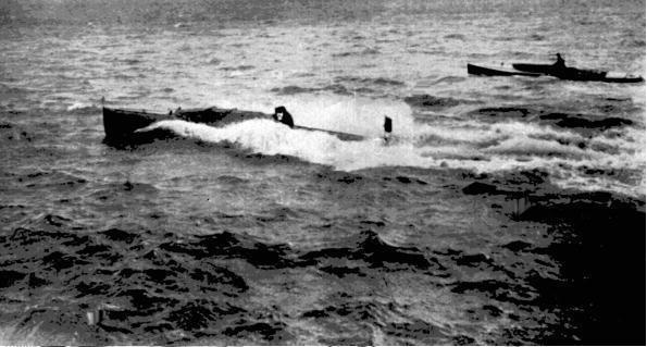 2 - Motorboat