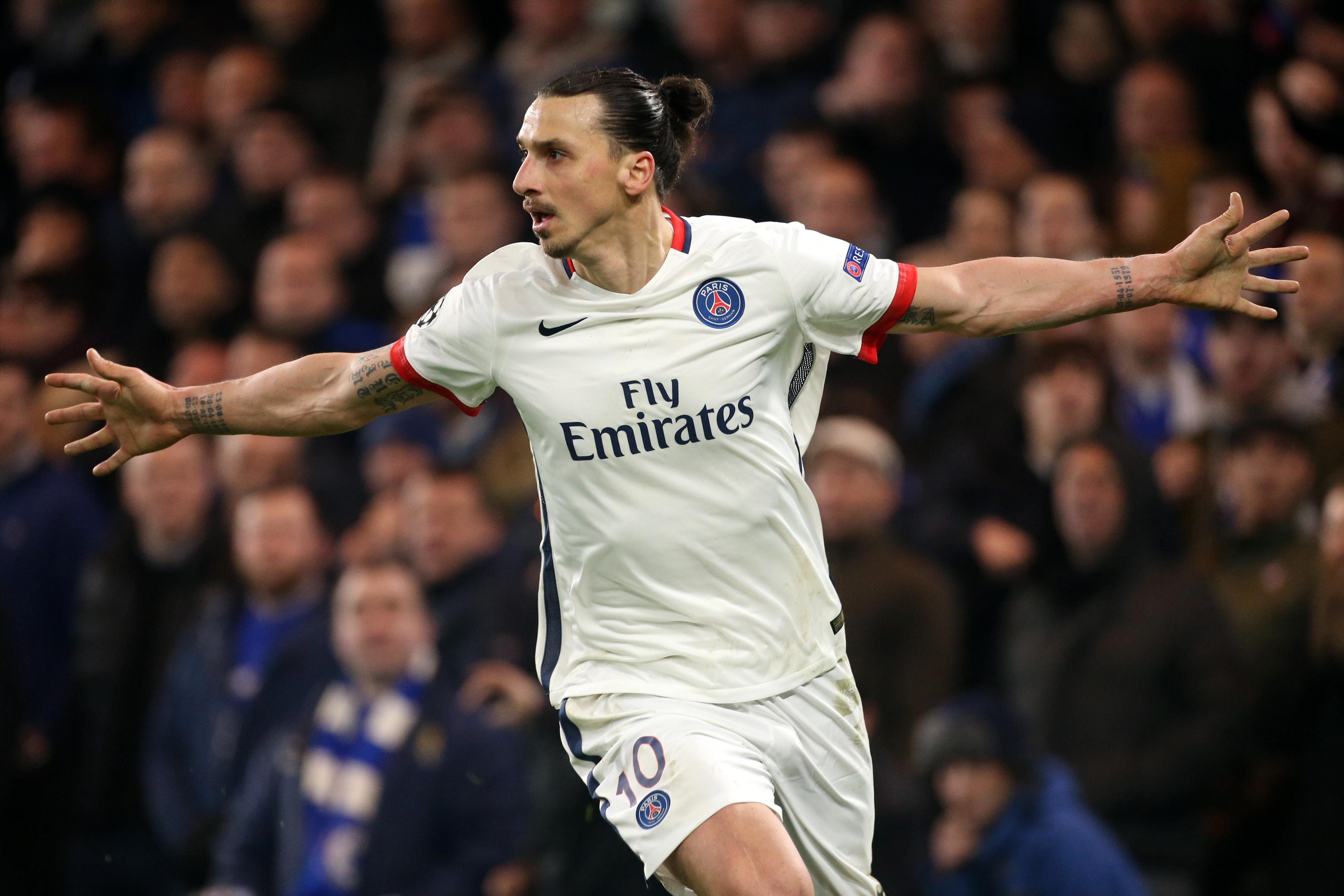 Transfer Tuesday – Zlatan Ibrahimovic