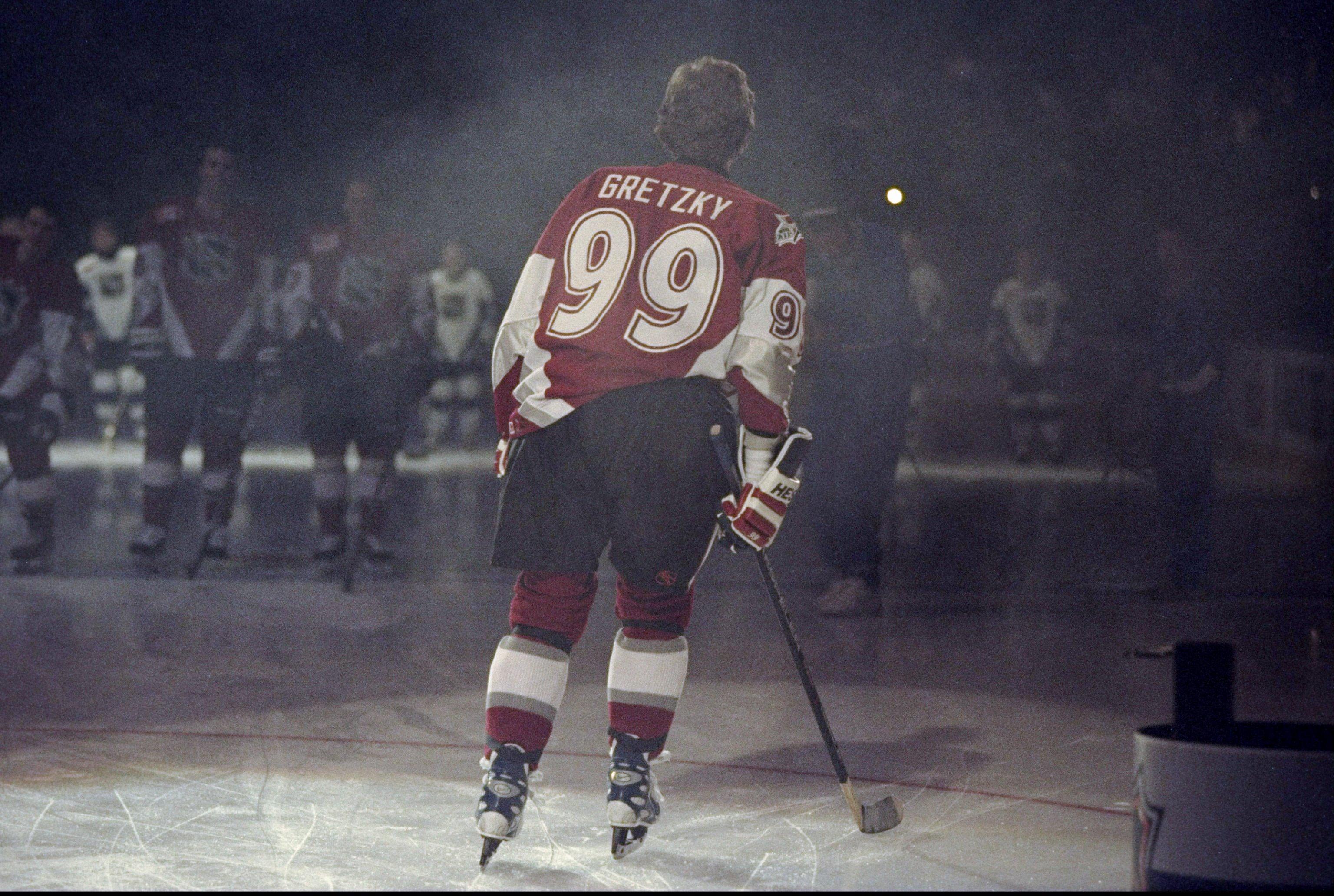 Vem visste att det fanns ära i hockey?