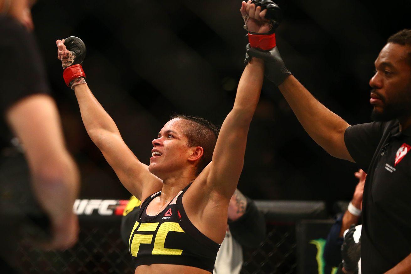 Women's New UFC Champion