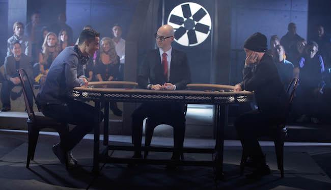 Pokerstars Duel – Cristiano Ronaldo vs Aaron Paul