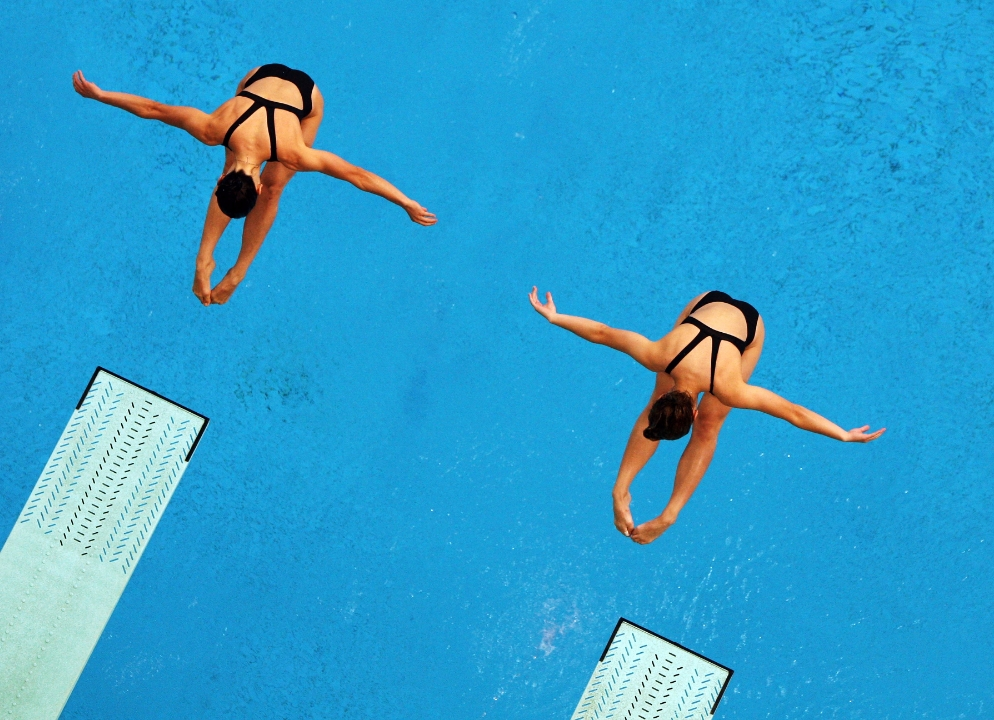 The good, the bad and the ugly – Olympic Diving