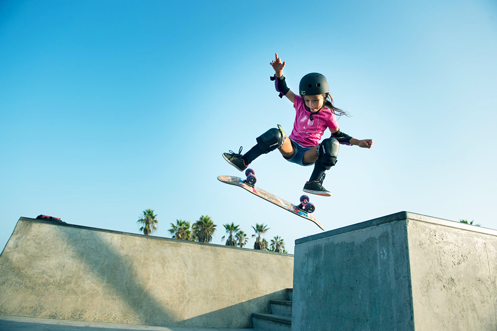 Sky Brown – The Worlds Youngest Pro Skater