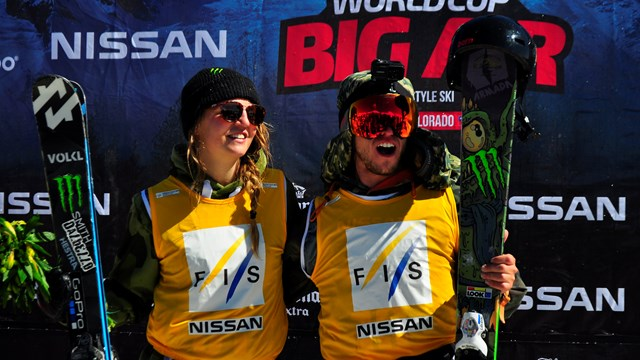 Two Gold for Sweden during World Cup in Chile