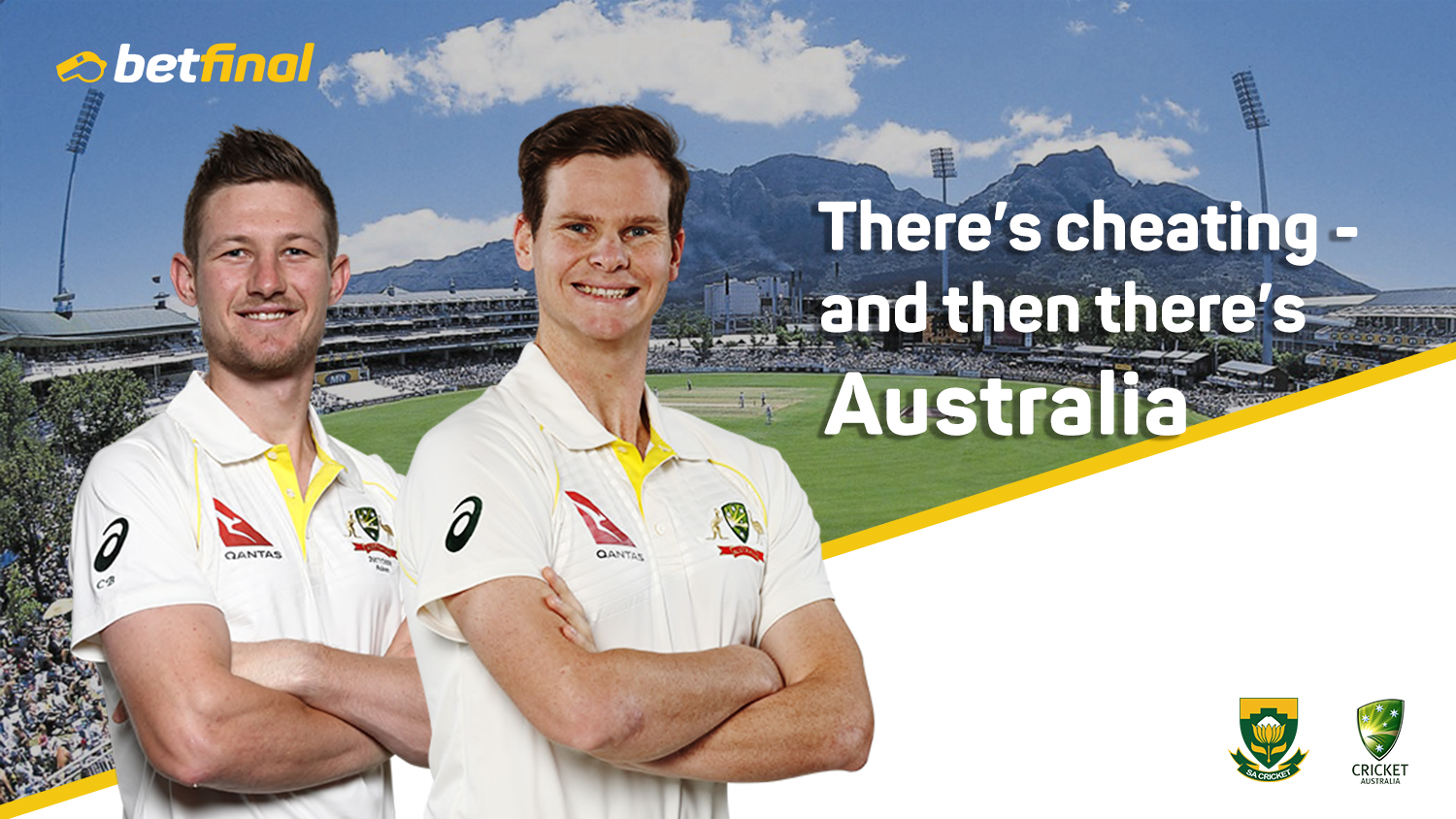 South Africa Vs Australia – Have the Aussies become the hooligans of cricket?