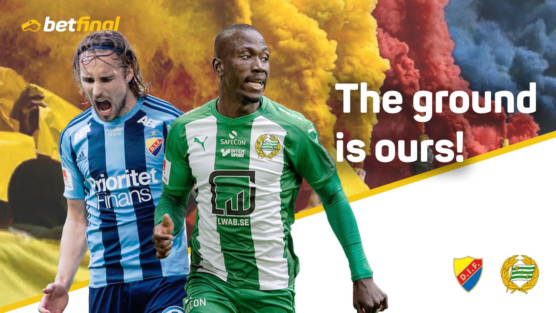 The Stockholm Derby, From Passion to Full-On War –  Allsvenskan: Djurgården IF vs Hammarby IF